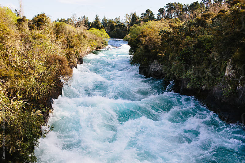 Waikato River, North Island, New Zealand by Cameron Zegers for Stocksy United