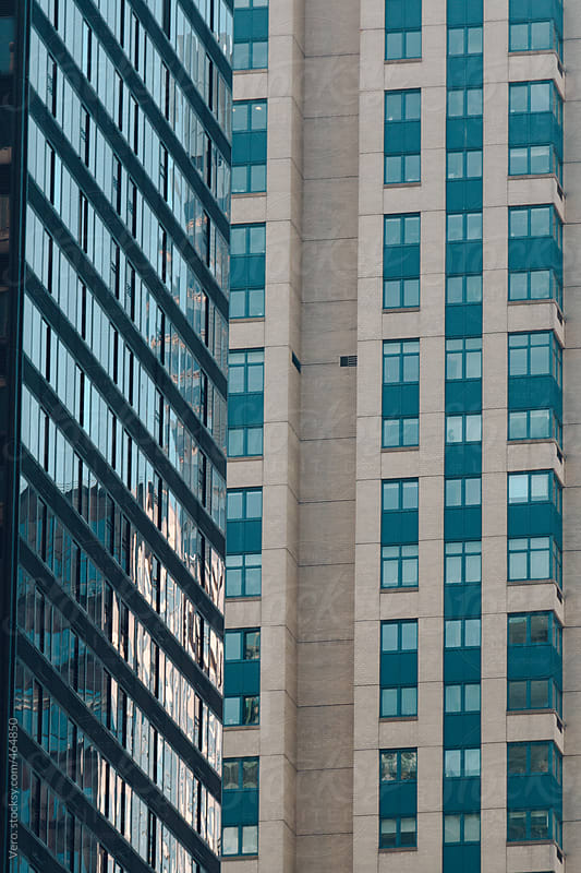 Building in Manhattan, New York City by Good Vibrations Images for Stocksy United