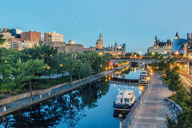 Ottawa, Canada by Preappy for Stocksy United