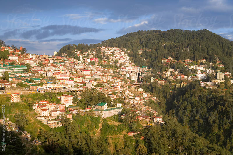 India, Himachal Pradesh, Shimla by Gavin Hellier for Stocksy United