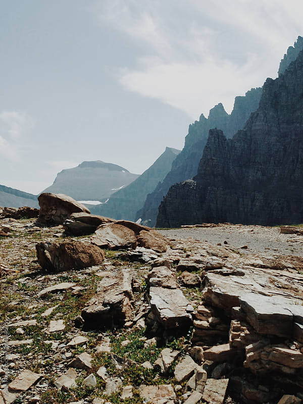Rocky Mountains by Kevin Russ for Stocksy United