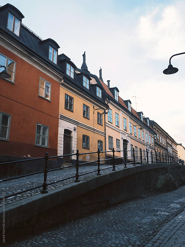 Brannkyrkagatan Street, Stockholm, Sweden  by Jared Harrell for Stocksy United