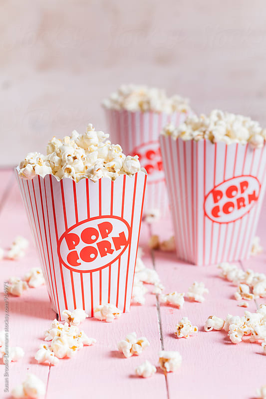 Popcorn by Susan Brooks-Dammann for Stocksy United