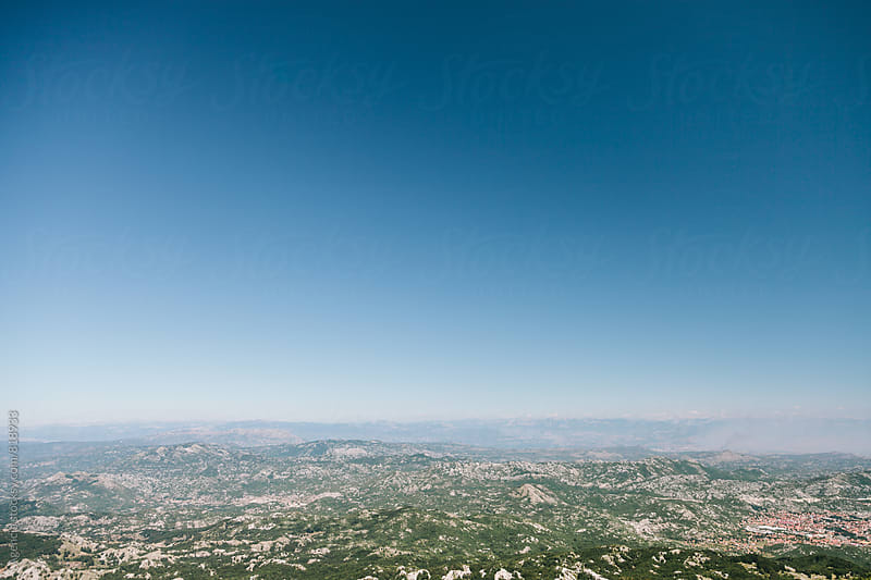 Lovcen National Park by Agencia for Stocksy United