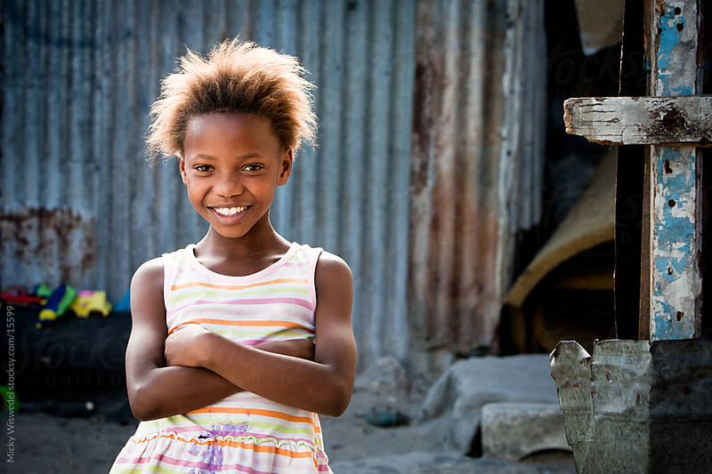 Cute African Girl by Micky Wiswedel for Stocksy United