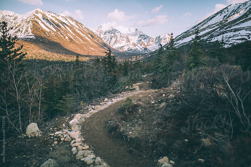 South Fork Trail by Jake Elko for Stocksy United