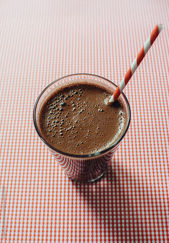 Chocolate Shake by Claudia Lommel for Stocksy United
