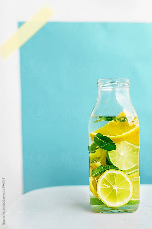 Fresh healthy drink by Studio Firma for Stocksy United