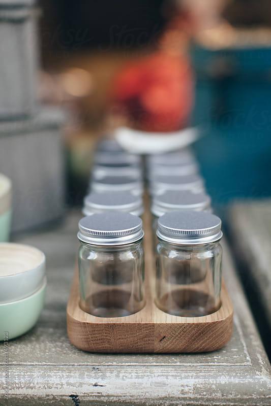 Glass Jars by Zocky for Stocksy United