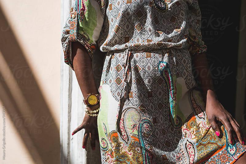 Brazil. Fashionable Woman  by Mauro Grigollo for Stocksy United
