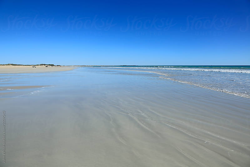 Cable Beach. Broome. Western Australia. by John White for Stocksy United