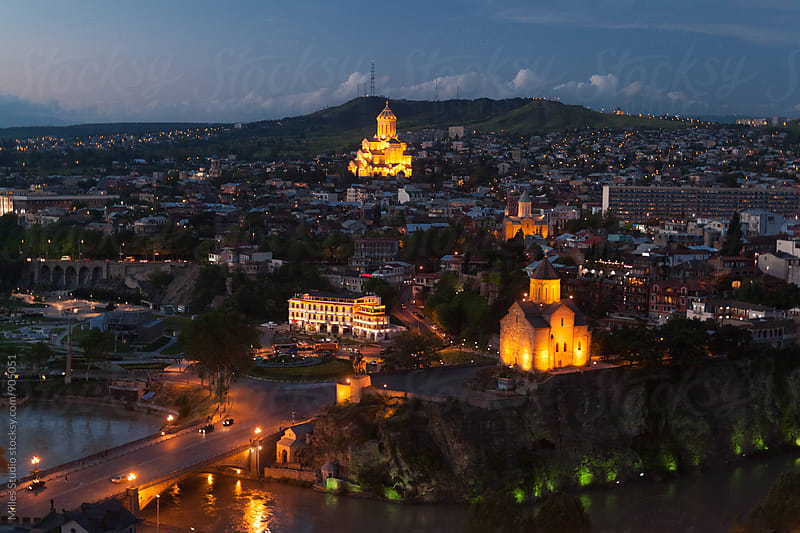 Tbilisi by Milles Studio for Stocksy United