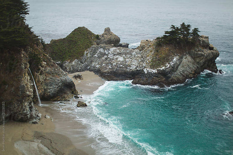 McWay Falls by Sean Horton for Stocksy United