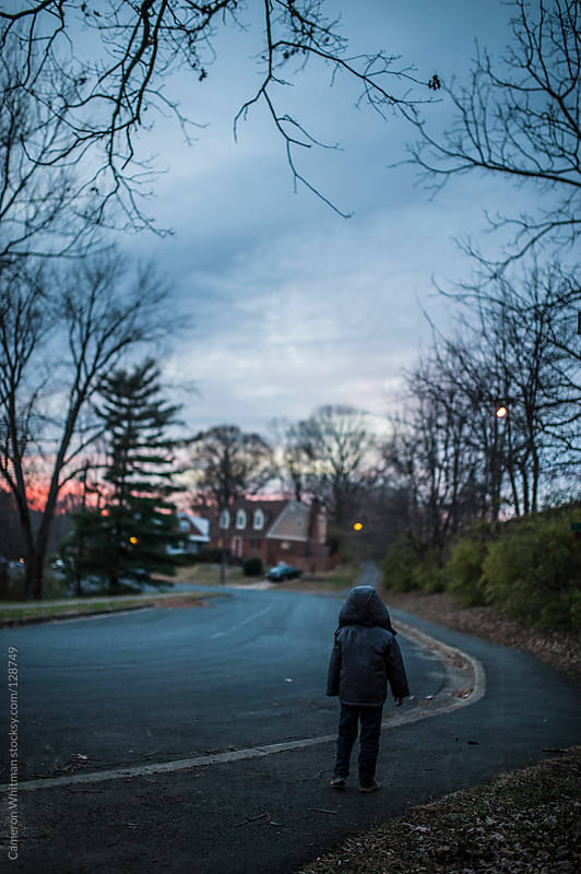 The Walk Home by Cameron Whitman for Stocksy United