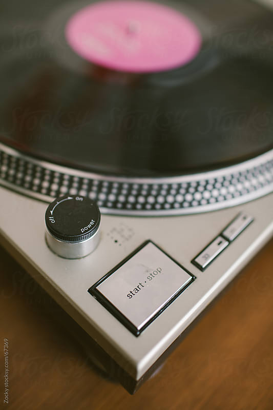 Turntable by Zocky for Stocksy United
