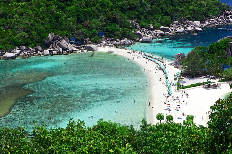 Beach Island Resort by WAA for Stocksy United
