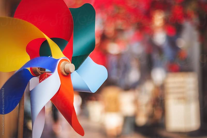 Pinwheels by Helen Sotiriadis for Stocksy United