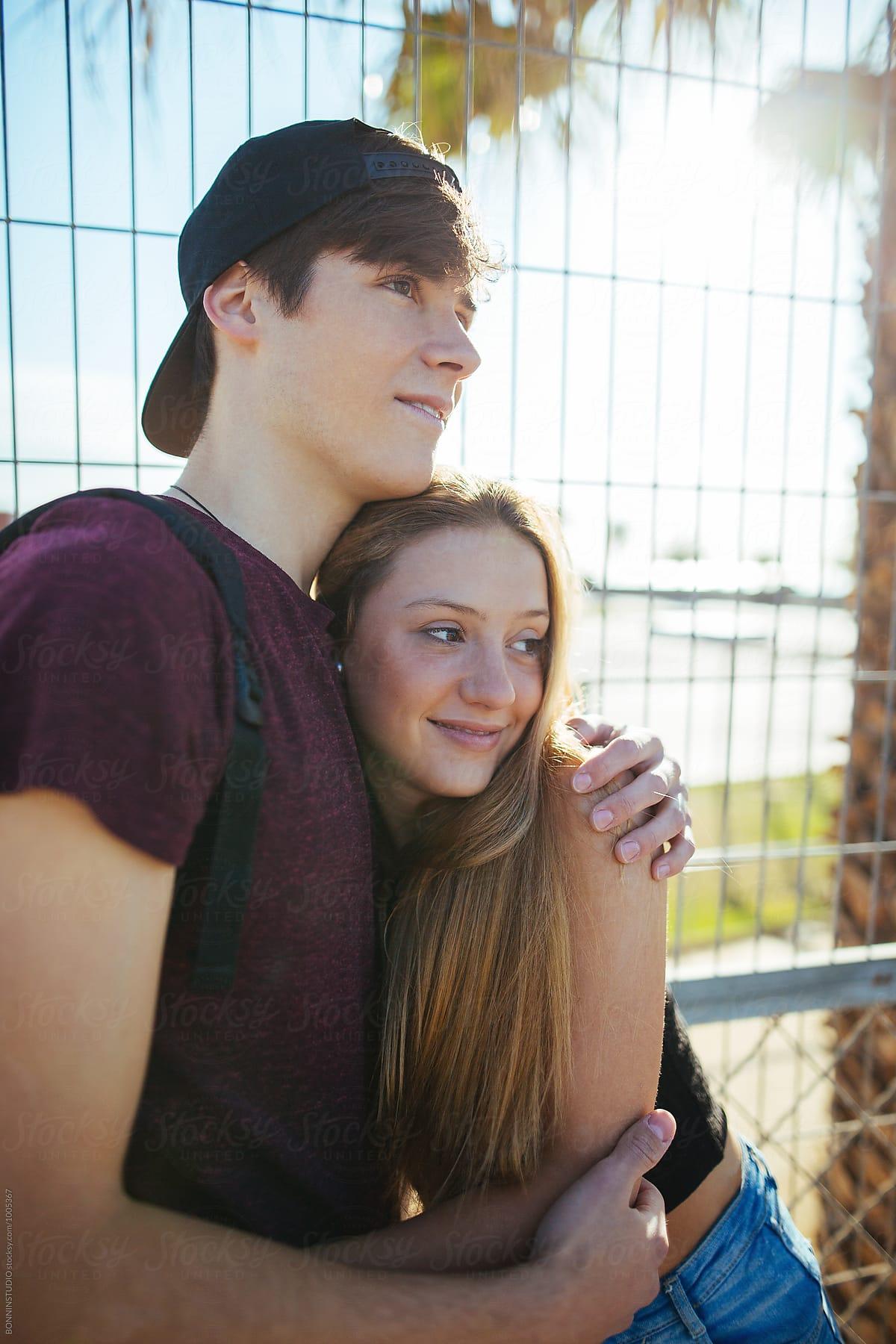 Couple Teen Tube