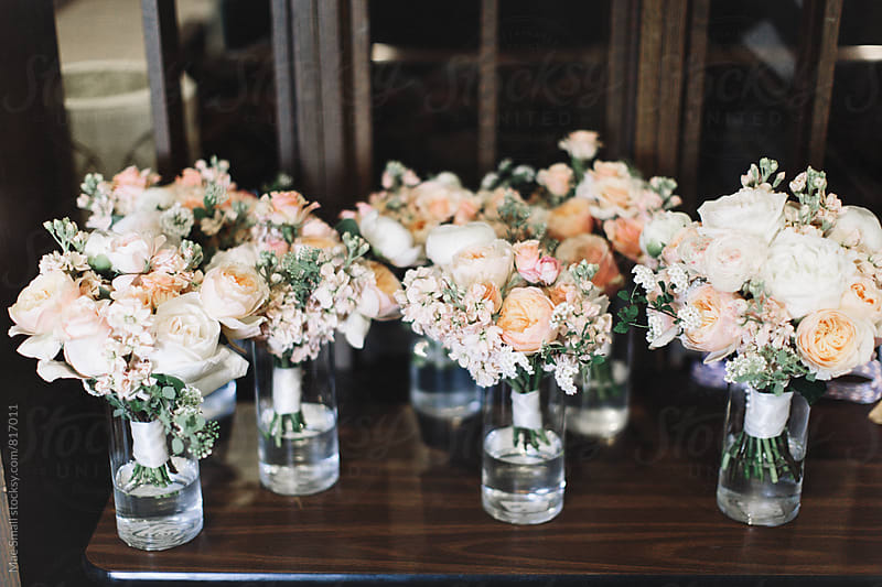 Wedding Flowers by Mae Small for Stocksy United