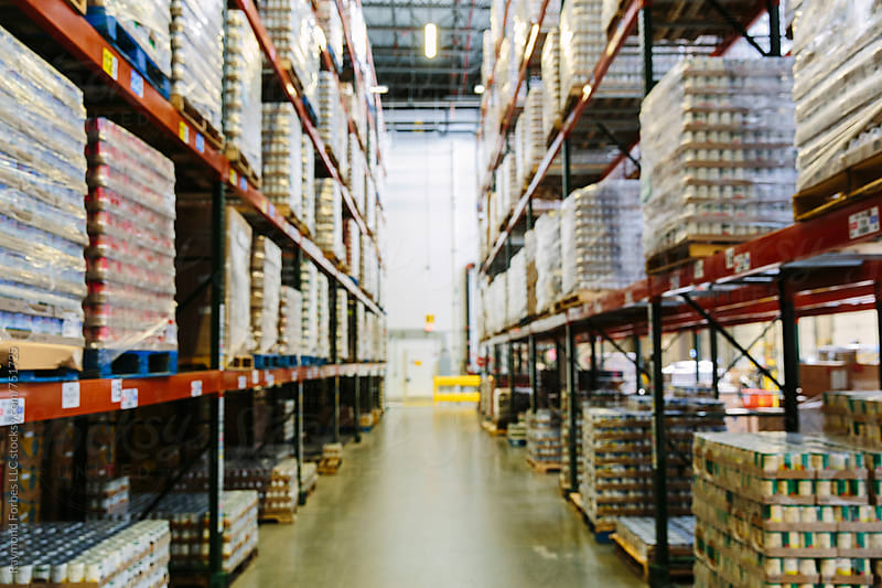Warehouse Inventory by Raymond Forbes LLC for Stocksy United