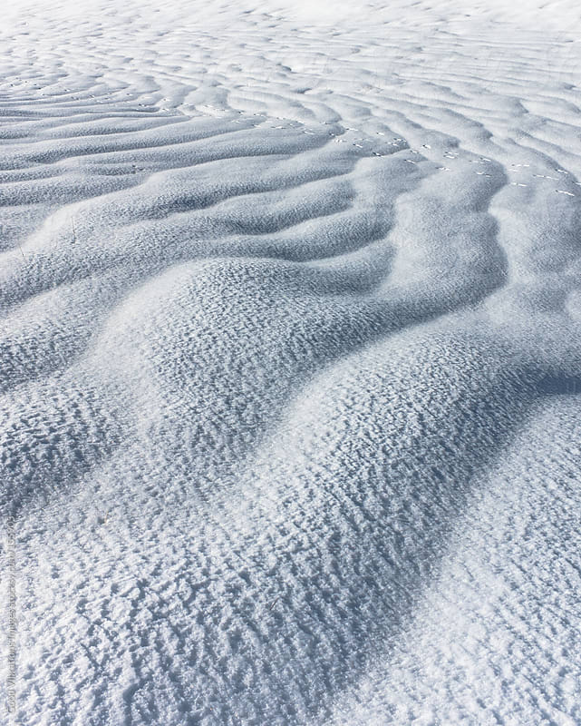 Snow by Good Vibrations Images for Stocksy United