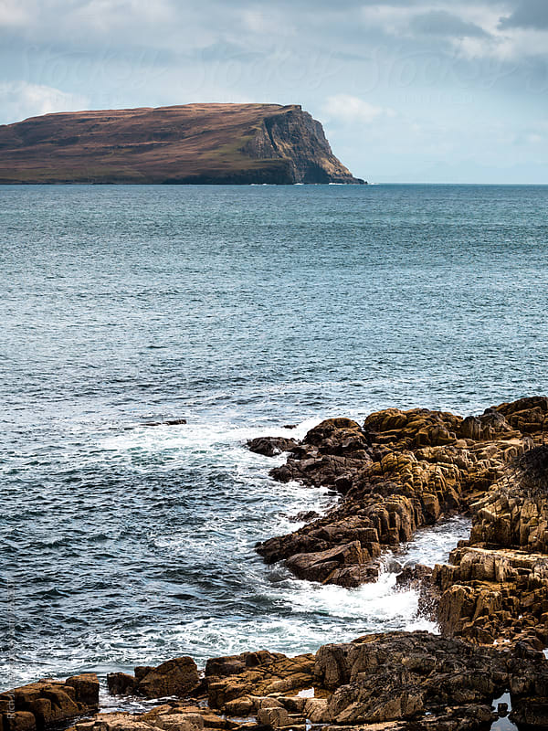 Neist Point, Isle of Skye, Scotland by Rich Jones for Stocksy United