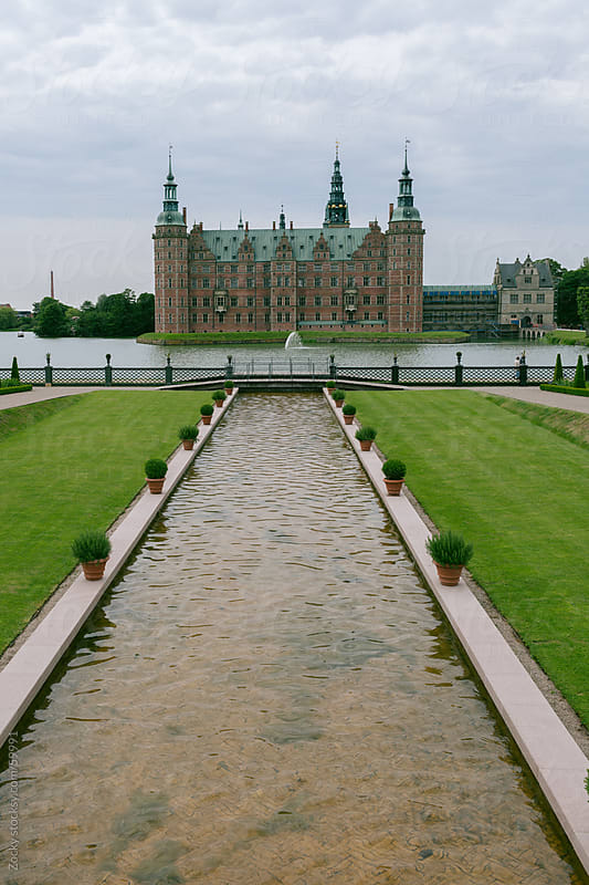Fredensborg castle by Zocky for Stocksy United