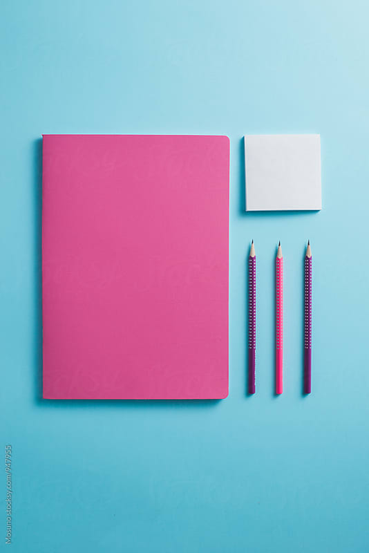 School Supplies by Mosuno for Stocksy United