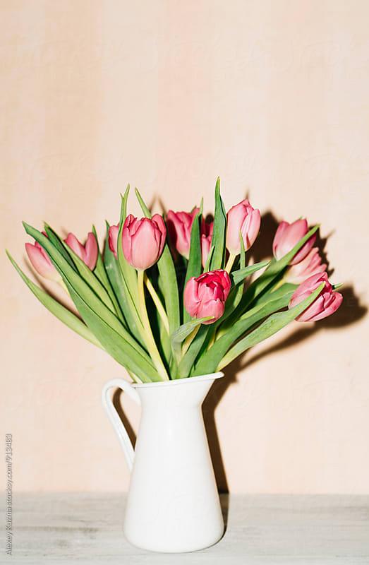 fresh tulips by Vesna for Stocksy United
