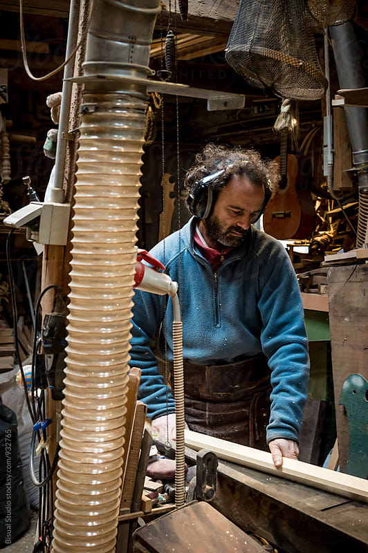 Paolo, the carpenter of Venice by Bisual Studio for Stocksy United