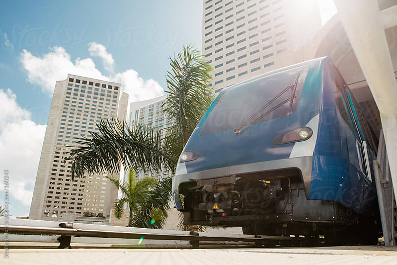 Miami Transportation by Stephen Morris for Stocksy United