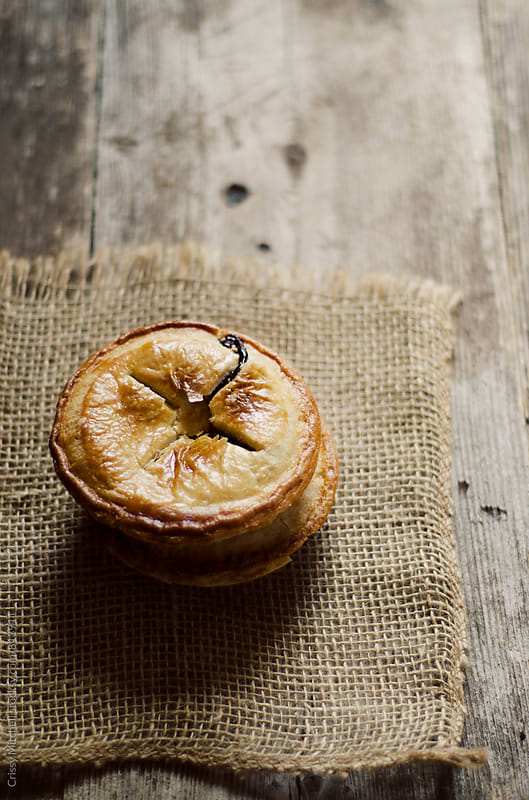 pies by Crissy Mitchell for Stocksy United