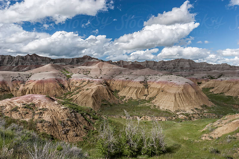 Badlands National Park by Adam Nixon for Stocksy United
