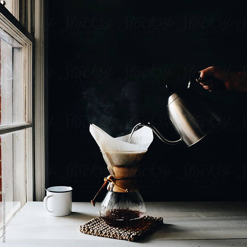 Pour over by Brett Donar for Stocksy United