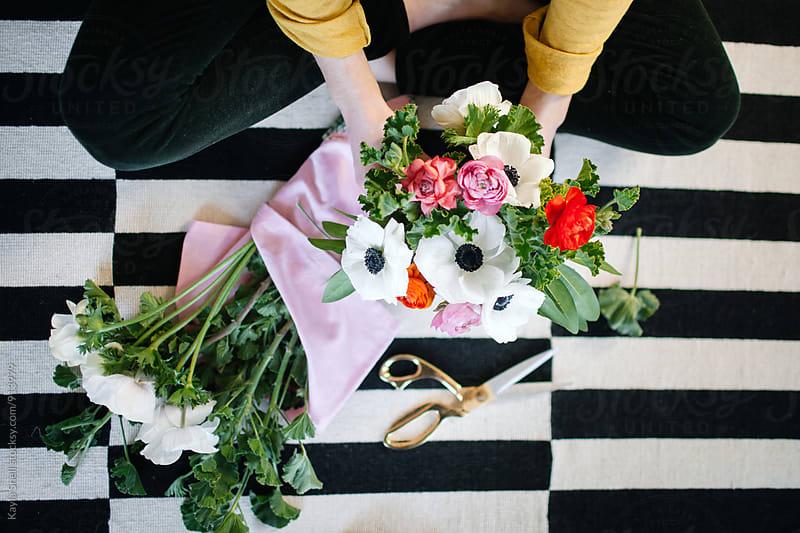 Flower Arrangement by Kayla Snell for Stocksy United
