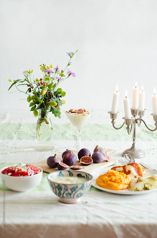 stocksy cooking challenge september 2015 by Canan Czemmel for Stocksy United