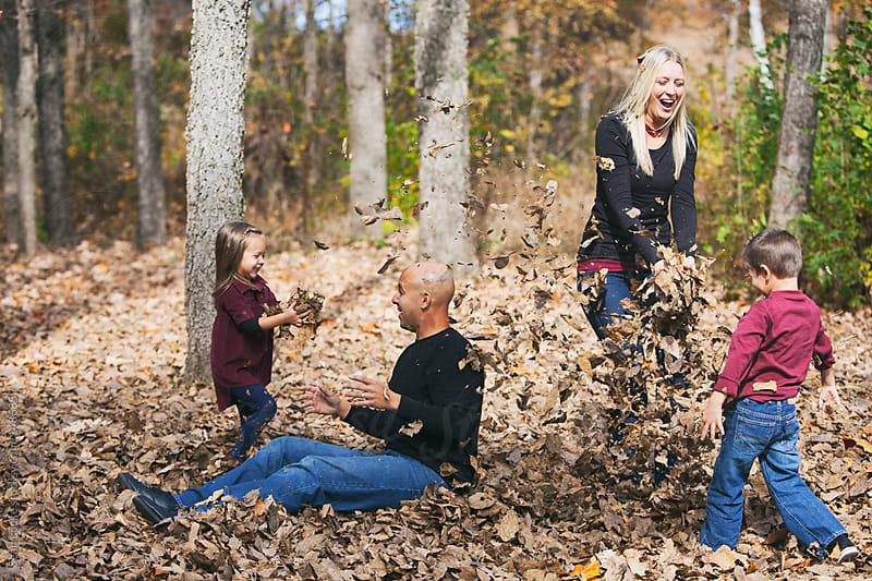 stock photo: fall fun