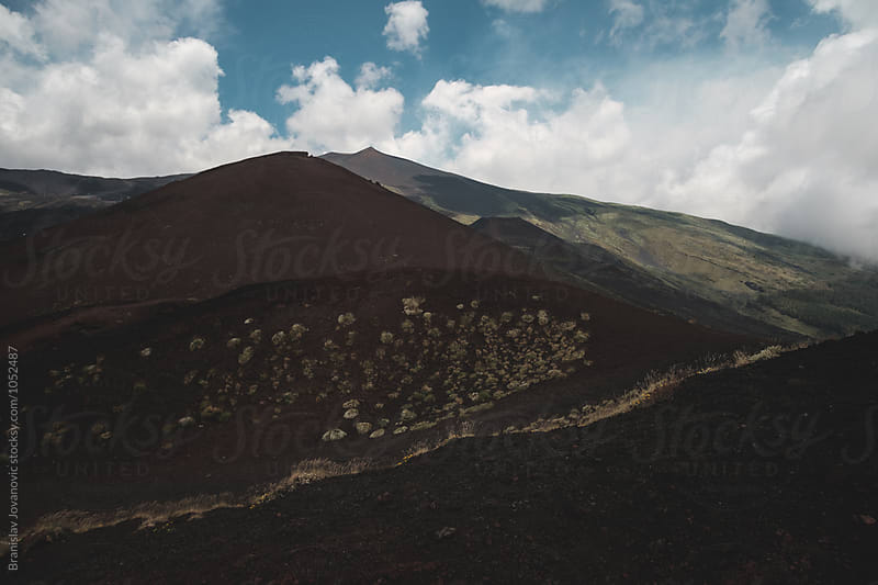 Mount Etna  by Branislav Jovanović for Stocksy United