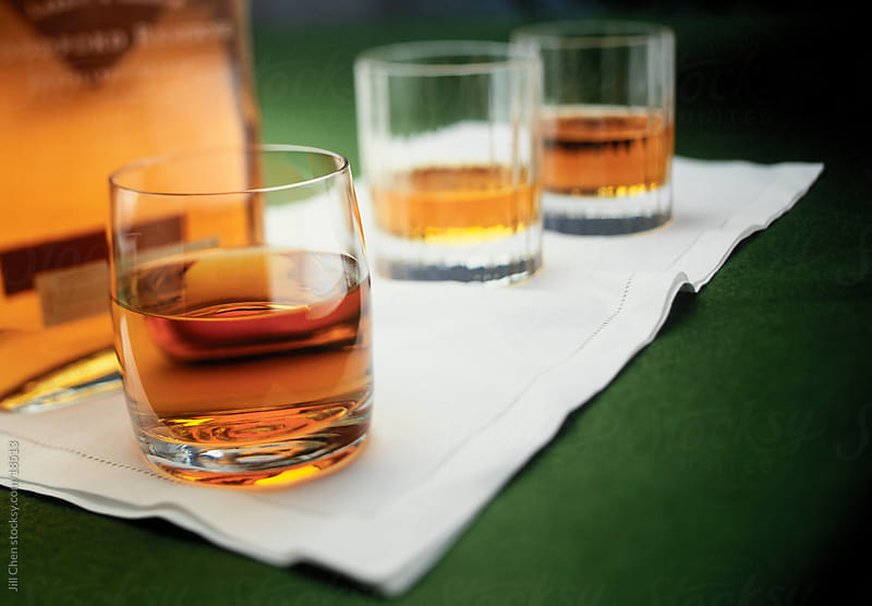 Whiskey or Whisky by Jill Chen for Stocksy United