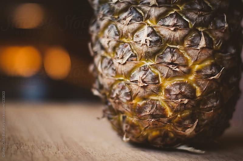 Pineapple by Gabriel (Gabi) Bucataru for Stocksy United