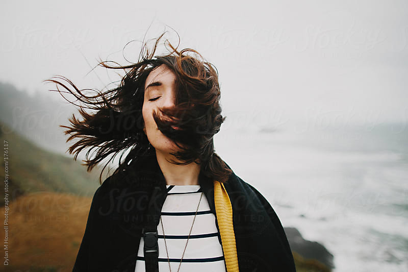 A windy day by Dylan M Howell Photography for Stocksy United