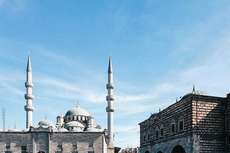 Yeni Cami by Agencia for Stocksy United