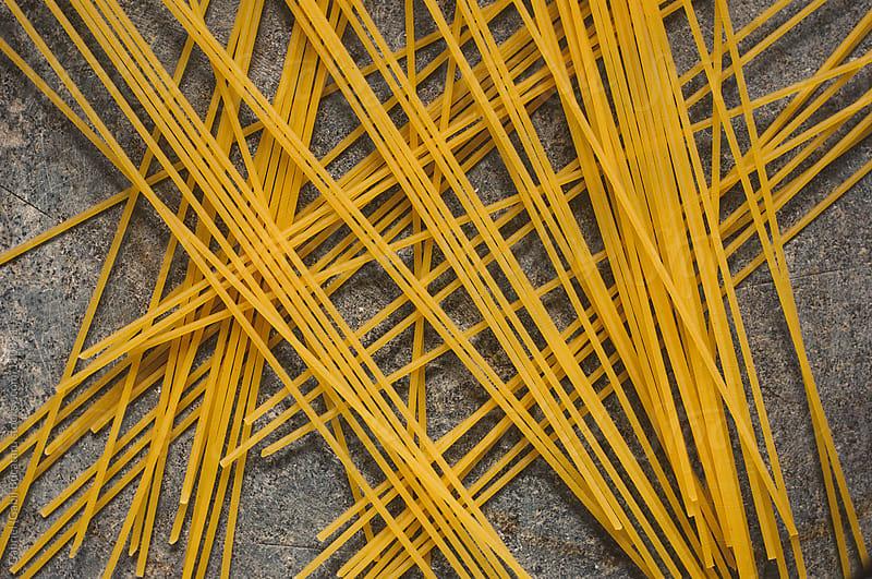 Dry Spaghetti by Gabriel (Gabi) Bucataru for Stocksy United