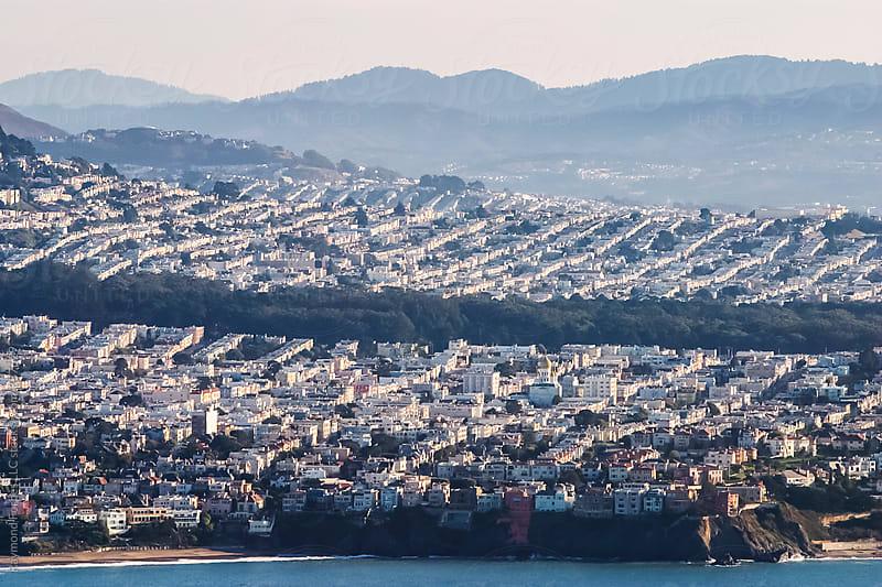 San Francisco, California by Raymond Forbes LLC for Stocksy United