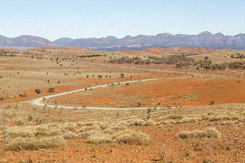 The Flinders Ranges. Australia. by John White for Stocksy United