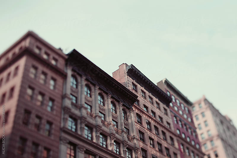 New York Buildings by ALICIA BOCK for Stocksy United