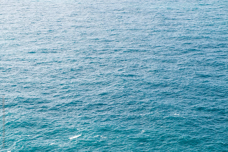 Surface Calm Sea by Marilar Irastorza for Stocksy United