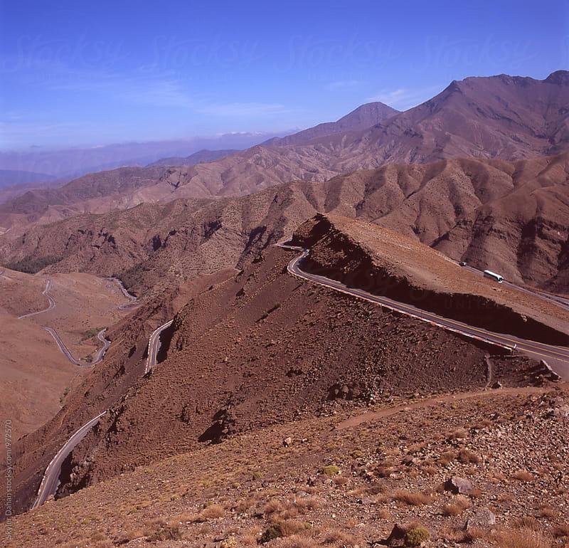 Moroccan Highway by Skyler Dahan for Stocksy United