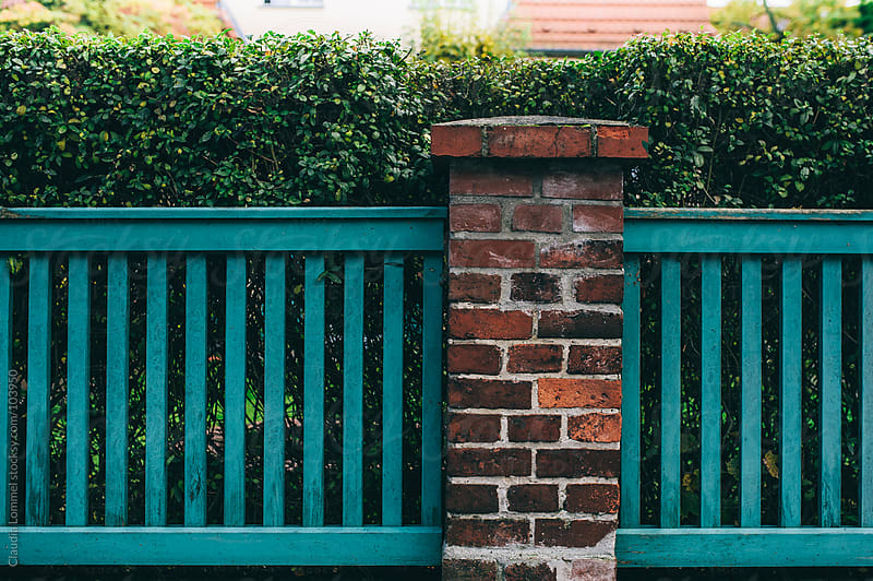 Fence by Claudia Lommel for Stocksy United