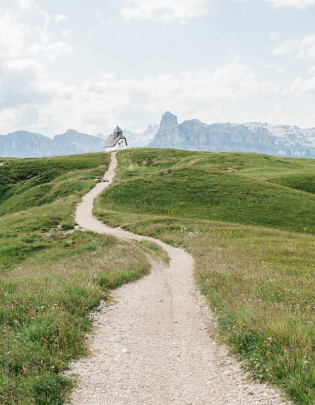 Dolomites Trail by Kevin Faingnaert for Stocksy United